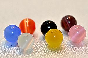 キャッツアイの様々なカラー
