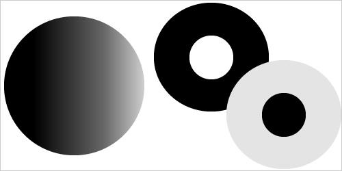 収縮色の特性