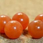 オレンジ(レッド)アベンチュリン